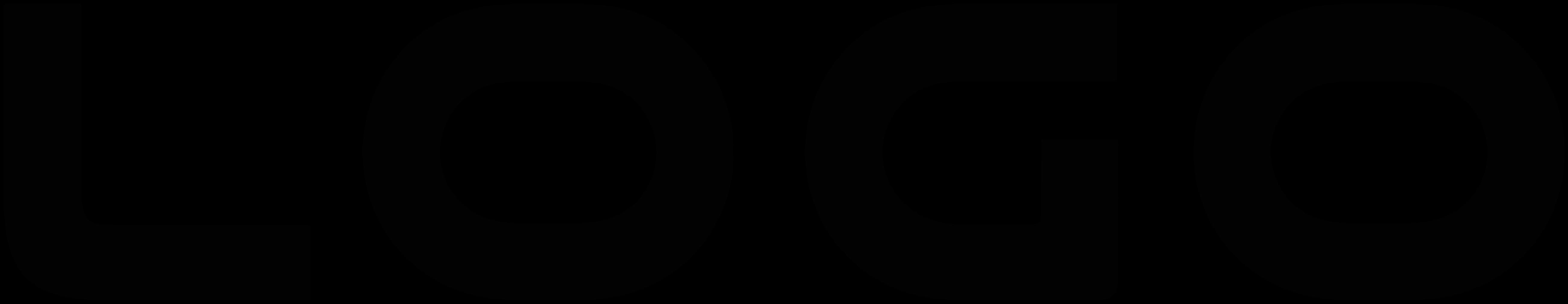 logo logo landau schwarz